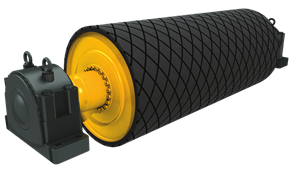 Melco | CPM Conveyor Pulleys